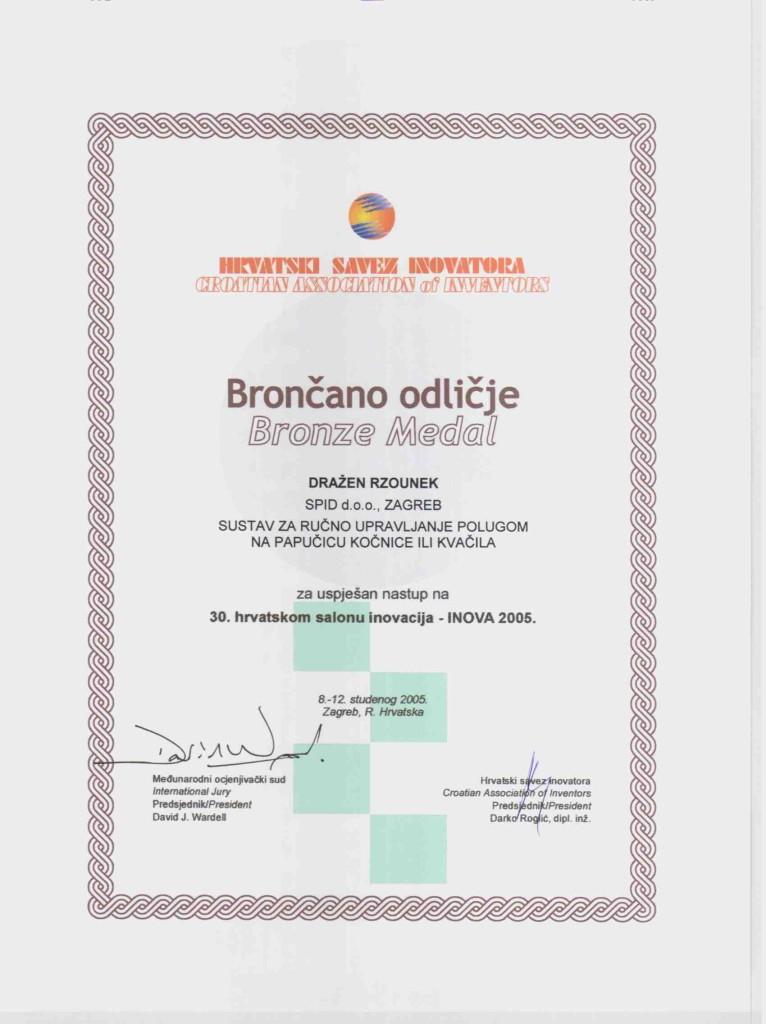 Bronca INOVA,8-12.11.05.